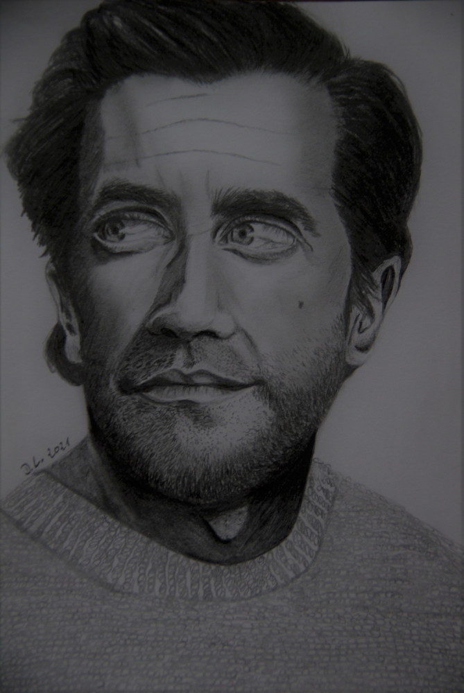 Jake Gyllenhaal par HamburgGirl